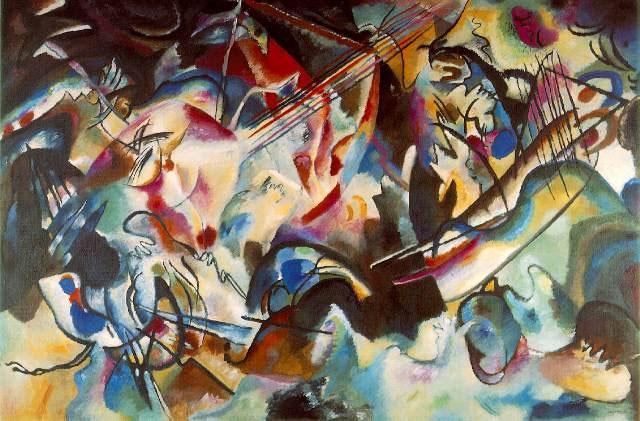 Kandinsky Composition Image
