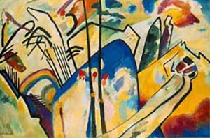 Kandinsky, Space in Twentieth Century Art