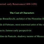 Masolino, A Neglected Genius of Renaissance Perspective [Slide Presentation], 4