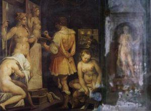 Image for Vasari on Leonardo paper