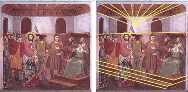 The Renaissance search for vivid depth representations, image