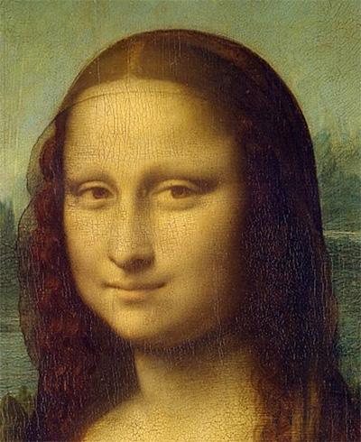 Mona Lisa image