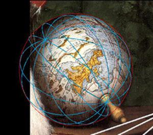 Holbein Globe, image