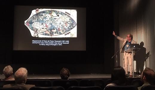 Leonardo Map Lecture
