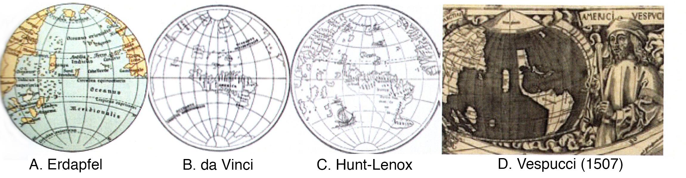 World Map Comparison