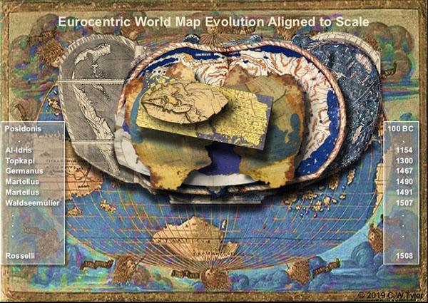 World Map Image